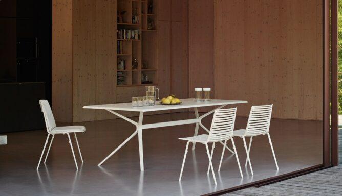 Vicenza - Elegantie buitentafel