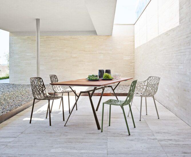 Vicenza - Moderne buitentafel